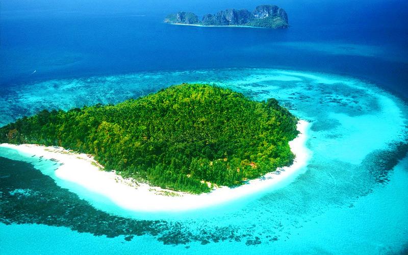 เกาะไผ่-ทัวร์เกาะพีพี-กระบี่