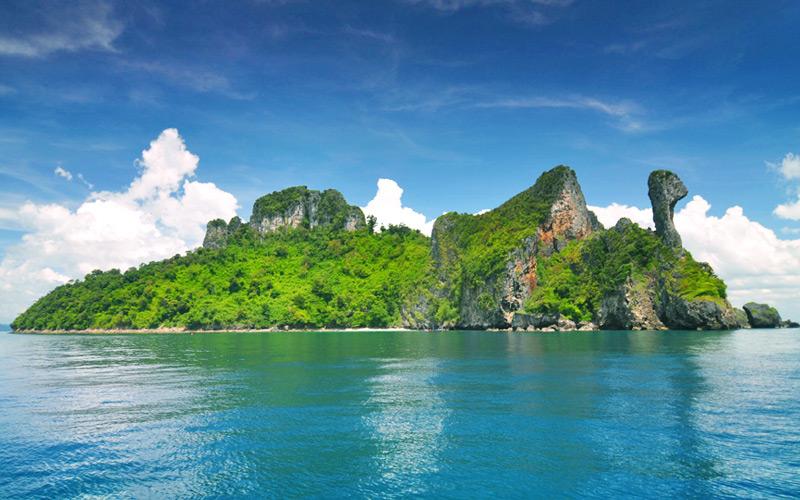 เกาะไก่-ที่เที่ยว-กระบี่