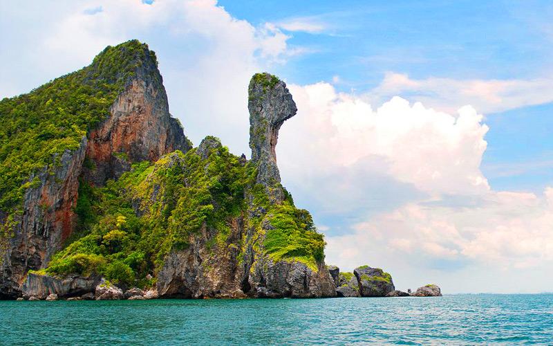 เกาะไก่-สถานที่ท่องเที่ยวกระบี่