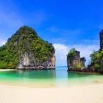 เกาะห้อง-สถานที่ท่องเที่ยวกระบี่