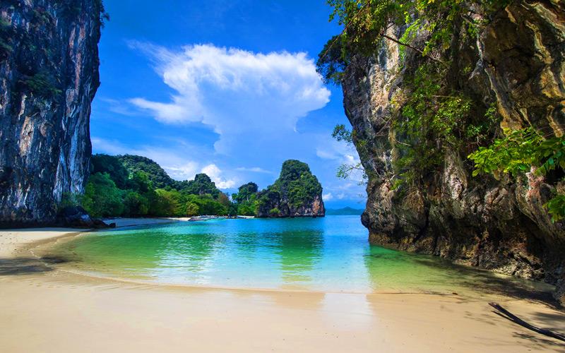 เที่ยวกระบี่-ชายหาด-เกาะห้อง