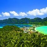 ทัวร์เกาะพีพี-เกาะพีพีดอน-กระบี่