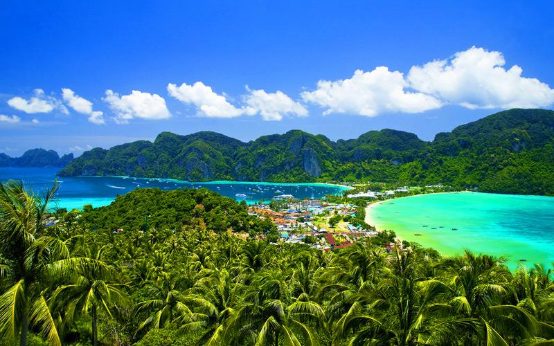 เกาะพีพีดอน-กระบี่