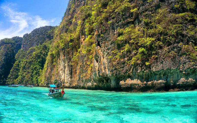 อ่าวปิเละ-เกาะพีพี-กระบี่