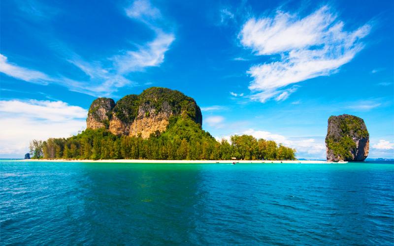 ทัวร์ 4 เกาะ กระบี่ : เกาะปอดะ