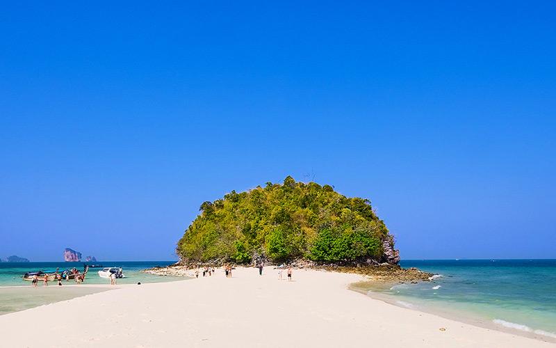 เกาะหม้อ-ทะเลแหวก-กระบี่