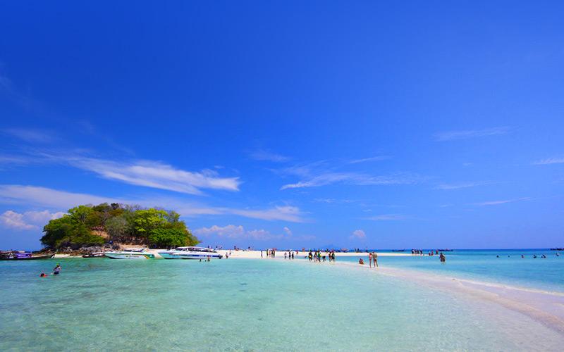 เกาะทับ-ทะเลแหวก-กระบี่