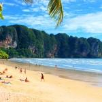 ทริปเที่ยวหาดอ่าวนาง จังหวัดกระบี่