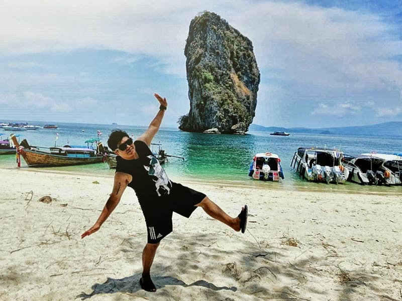7 เกาะ กระบี่ แวะเที่ยว ณ ปอดะ