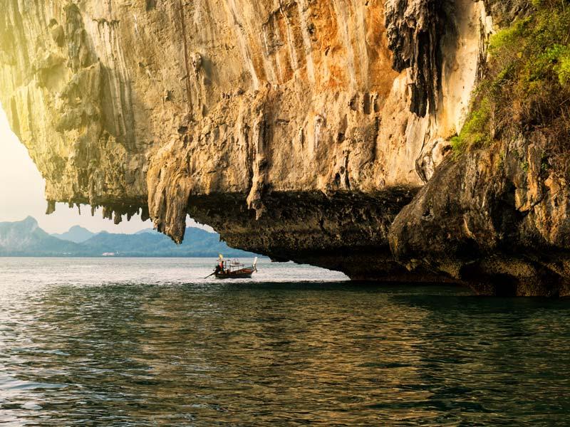 7 เกาะ กระบี่ ซันเซท ณ ตังหมิง