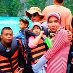 พาครอบครัวเที่ยวทะเล กระบี่