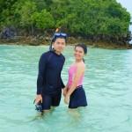 รีวิว พาแฟนเที่ยว ทะเลแหวก