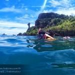 รีวิว เที่ยว 4 เกาะ กระบี่