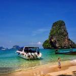 รีวิ เที่ยว 4 เกาะ กระบี่ Speed Boat
