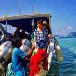 รีวิว เที่ยวทะเลแหวก By Spee Boat