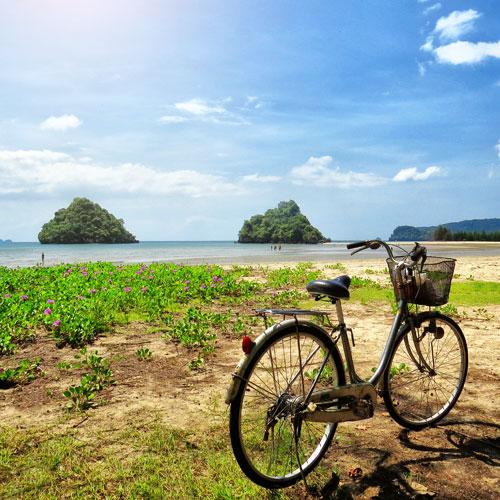 พาลูกเที่ยว หาดนพรัตน์ ธารา กระบี่