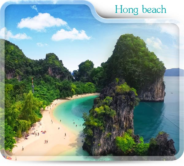 koh hong krabi tour