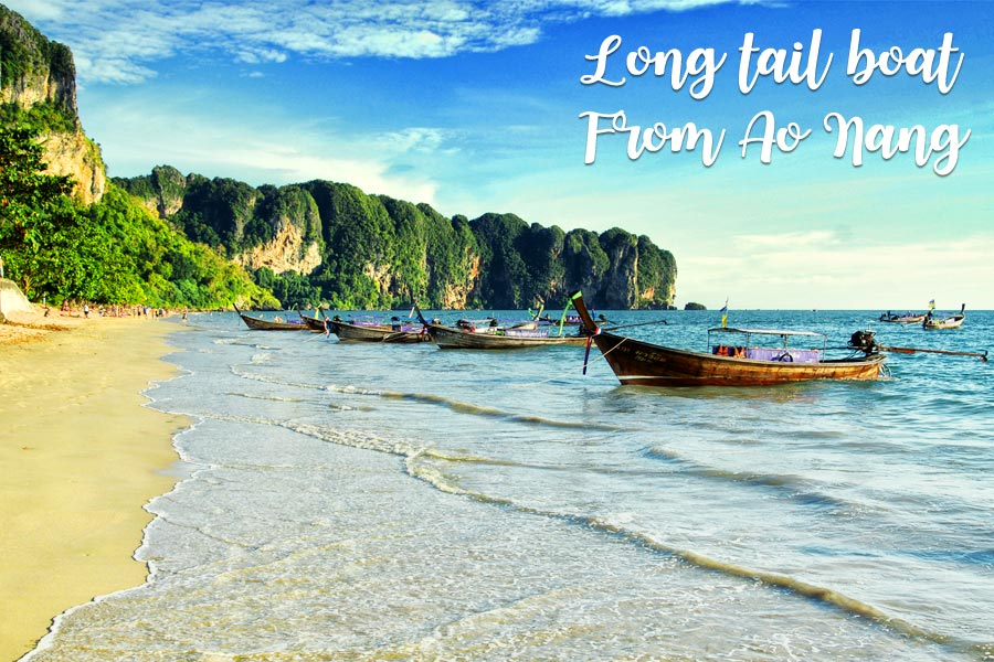 krabi long tail boat price from ao nang