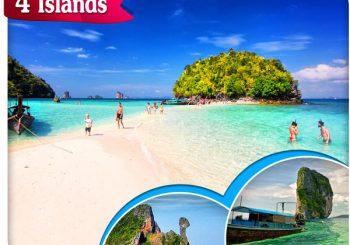 4 island krabi
